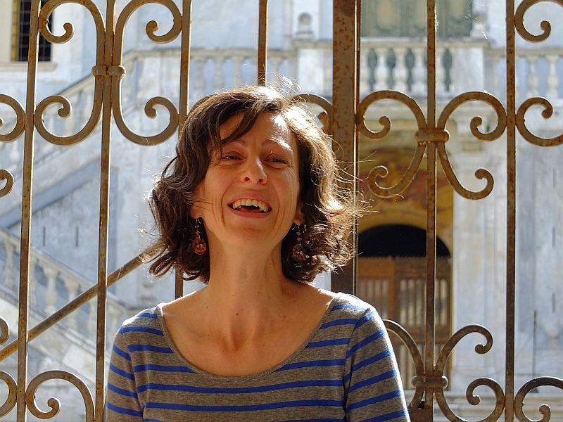 Eccomi in Certosa: sgarrupata e felice