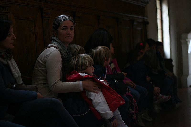 Famiglie in Certosa
