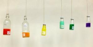 Il coloratissimo bottigliofono