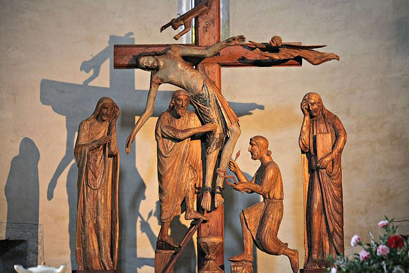 Deposizione dalla croce, Vicopisano
